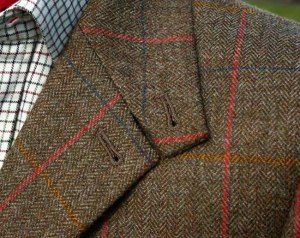DOON TWEED JACKET